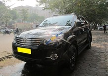 Salon bán xe Toyota Fortuner 2.7V 4x2 AT đời 2015, màu đen