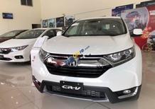 Bán ô tô Honda CR V đời 2018, màu trắng, xe nhập