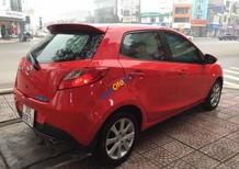 Bán Mazda 2 1.5 đời 2014, màu đỏ số tự động