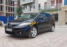 Bán xe Mazda 5 đời 2005, màu đen, xe nhập
