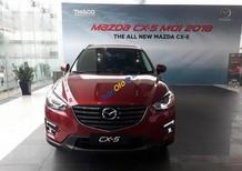 Bán Mazda CX 5 2.5 Facelft đời 2017, màu đỏ