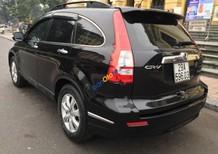 Chính chủ cần bán lại xe Honda CR V 2.4 đời 2012, màu đen
