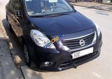 Cần bán lại xe Nissan Sunny đời 2016, màu đen, 428tr