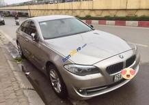 Bán BMW 5 Series đời 2011, màu bạc, nhập khẩu nguyên chiếc