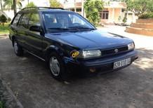 Bán xe cổ Toyota Corolla đời 1990, màu xanh lam, nhập khẩu