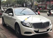 Cần bán xe Mercedes S400L 2016, màu trắng
