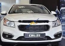 Bán Chevrolet Cruze LT 1.6L năm 2017, màu trắng