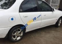 Bán xe Daewoo Lanos đời 2001, màu trắng còn mới, giá chỉ 72 triệu
