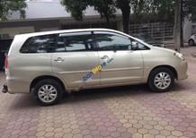Cần bán gấp Toyota Innova V đời 2008, chính chủ, giá cạnh tranh