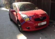 Cần bán gấp Toyota Yaris sản xuất 2006, màu đỏ, xe nhập