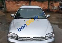 Cần bán Kia Spectra năm 2005, màu bạc chính chủ, giá 138tr