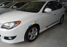 Bán Hyundai Avante 1.6 AT đời 2012, màu trắng, giá chỉ 410 triệu