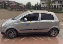Cần bán lại xe Daewoo Matiz đời 2008, màu bạc, nhập khẩu Hàn Quốc