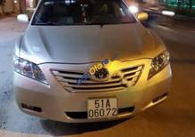 Cần bán lại xe Toyota Camry đời 2012, màu bạc, xe nhập