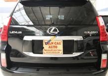 Cần bán Lexus GX 460 2011, màu đen, nhập khẩu nguyên chiếc