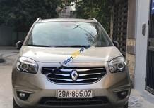Bán Renault Koleos 2.7 đời 2012, màu vàng, nhập khẩu, chính chủ, 700 triệu
