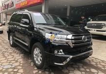 Cần bán xe Toyota Land Cruiser V8 Limited năm 2018, màu đen, nhập khẩu