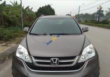 Bán Honda CR V sản xuất 2011, màu xám