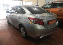 Bán xe Toyota Vios 1.5E đời 2016, màu bạc, 490 triệu