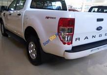 Cần bán xe Ford Ranger đời 2018, màu trắng, xe nhập