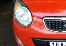 Chính chủ bán xe Kia Morning SLX 1.0 AT đời 2010, màu đỏ, xe nhập