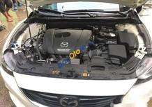 Bán ô tô Mazda 6 2.0 đời 2016, màu trắng số tự động