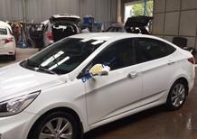 Bán Hyundai Accent 1.4MT đời 2016, màu trắng, nhập khẩu Hàn