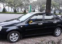 Bán Chevrolet Lacetti đời 2012, màu đen xe gia đình, giá 240triệu
