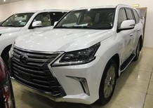 Bán Lexus LX570 nhập khẩu trung đông 2017, xe full kịch đồ, xe giao ngay