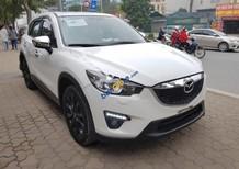 Sàn ô tô HN bán Mazda CX 5 đời 2014, màu trắng