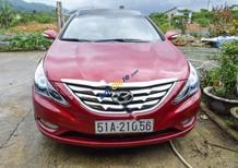 Bán Hyundai Sonata AT 2.0 đời 2010, màu đỏ, nhập khẩu nguyên chiếc như mới