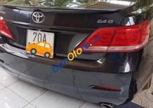 Bán Toyota Camry 2.4G đời 2009, màu đen, giá chỉ 650 triệu