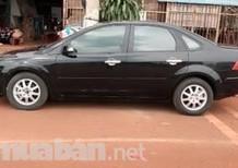 Cần bán lại xe Ford Focus 2007, màu đen, nhập khẩu chính hãng, số sàn