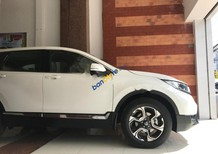 Bán Honda CR V E đời 2018, màu trắng, nhập khẩu