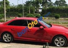Cần bán gấp Audi A4 2.0 TFSI B9 đời 2016, màu đỏ, xe nhập xe gia đình