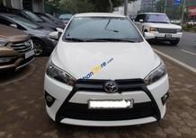 Sàn ô tô HN bán Toyota Yaris 2015, màu trắng, nhập khẩu