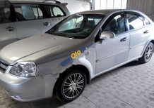 Bán xe Daewoo Lacetti EX đời 2009, màu bạc