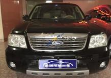 Bán Ford Escape 2.3AT đời 2004, màu đen