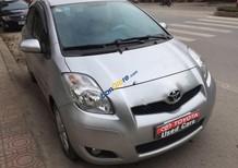 Bán xe Toyota Yaris 1.5 AT đời 2011, màu bạc, xe nhập