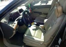 Bán Honda Accord đời 2008, màu đen, nhập khẩu, giá 520tr