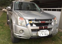 Cần bán Isuzu Dmax 4x2 đời 2012, màu bạc