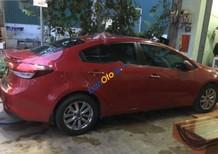 Bán xe Kia Cerato 1.6 MT 2017, màu đỏ