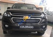 Cần bán xe Chevrolet Colorado sản xuất 2017, màu đen