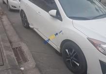 Bán xe Mazda 3 đời 2010, màu trắng, nhập khẩu