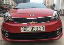 Bán xe Kia Rio AT đời 2015, màu đỏ, nhập khẩu