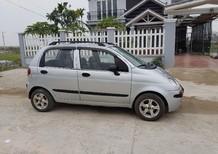 Bán ô tô Daewoo Matiz đời 2000, màu bạc, nhập khẩu chính hãng, chính chủ, giá 52tr
