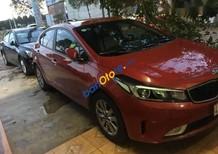 Cần bán gấp Kia Cerato đời 2017, màu đỏ