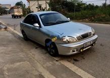 Bán xe Daewoo Lanos SX đời 2003, màu bạc