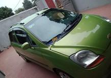 Bán Chevrolet Spark đời 2008, màu xanh cốm