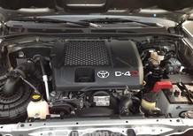 Cần bán gấp Toyota Fortuner đời 2015, màu bạc, nhập khẩu chính hãng, ít sử dụng